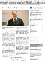Info-Bulletin 01/2014