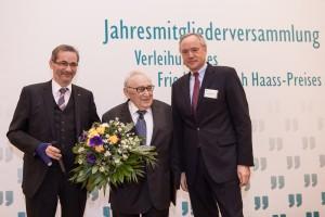 Dr. Friedrich Joseph Haass Preis