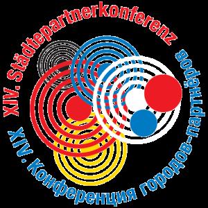 Logo XIV Städtepartnerkonferenz