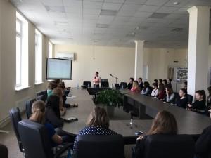 Deutsch-Russischer Karrieretag Wolgograd 3