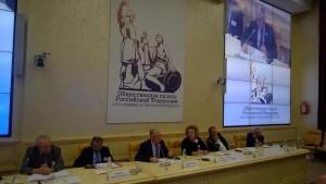 Podium Abschlussdiskussion Kommunalkonferenz