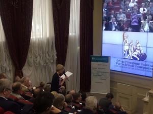 Teilnehmer Kommunalkonferenz