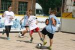 """Moskau, 26.09.2016, Workshop """"Straßenfußball für Toleranz"""""""