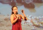Insektenforscherin gewinnt den 6. Deutsch-Russischen Science Slam