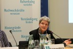Diskussion mit Swetlana Gannuschkina
