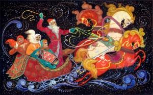 Weihnachtsbild DRF