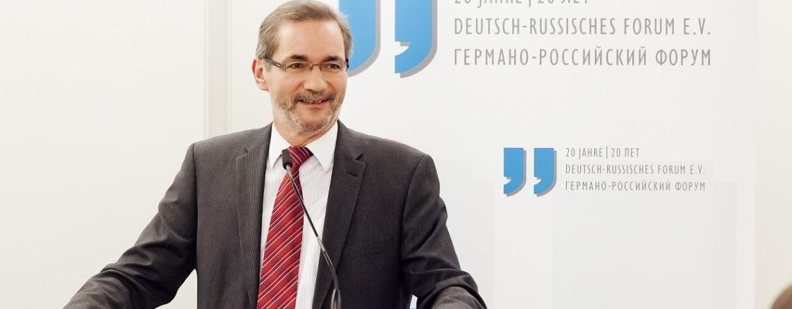 Moskauer Gespräch am 23. Januar