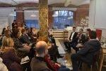 Московская беседа: города стартапов: бизнес-модель будущего для России и Германии?