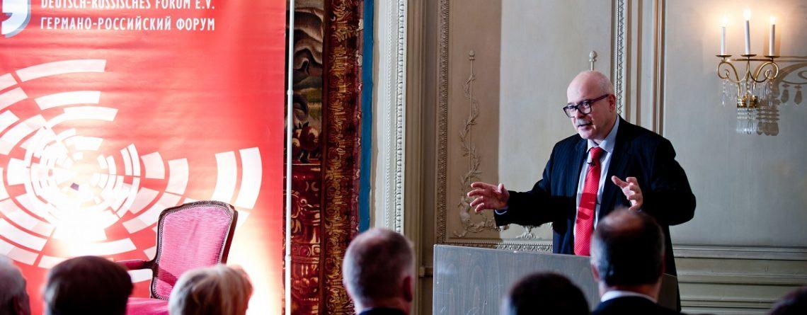 FORUM IM DIALOG mit Dmitri Trenin zur Bundestagswahl 2017