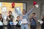 Трёхсторонний Science Slam в Берлине