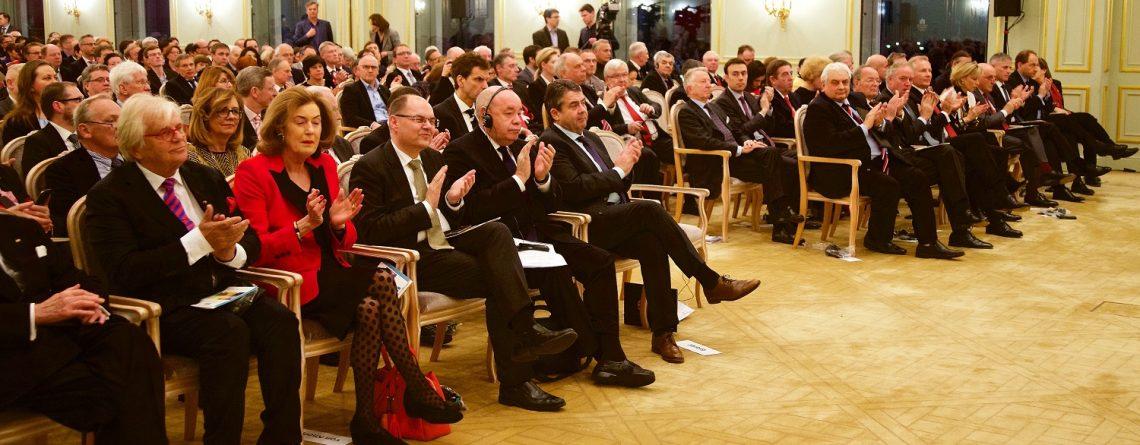 Festveranstaltung 25 Jahre Deutsch-Russisches Forum e.V. und Verleihung des Dr. Friedrich Joseph Haass-Preises