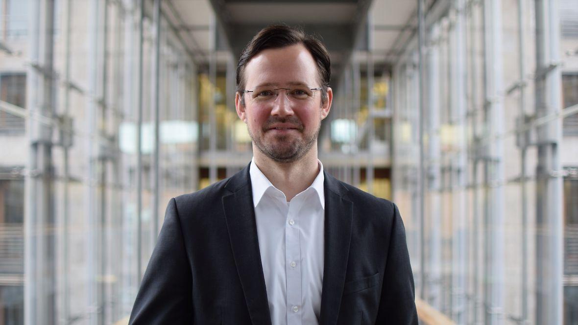 Дирк Визе – новый координатор по межобщественному сотрудничеству