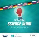 Trilateraler Science-Slam: Die Slammer im Portrait