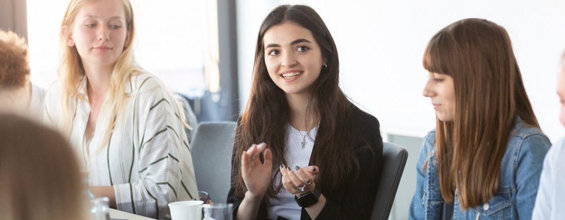 Стипендия для молодых журналистов из России 2020 г.