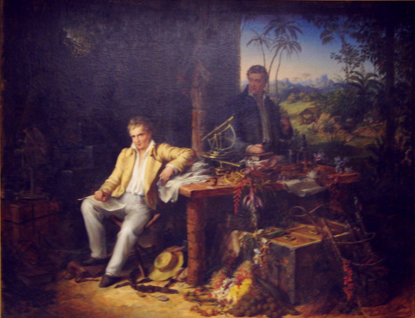 Alexander von Humboldts Russlandreise
