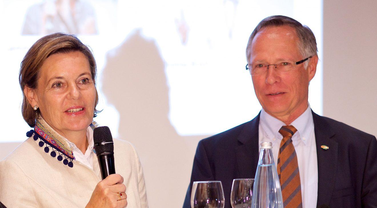 Лауреат премии д-ра Фридриха Йозефа Гааза 2019: Грациела Брух