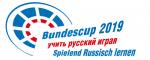 """Pressespiegel Bundescup """"Spielend Russisch lernen"""" 2019"""