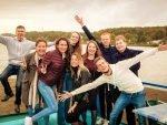 Знакомство с командами 3-го Молодежного форума германо-российских городов-партнеров