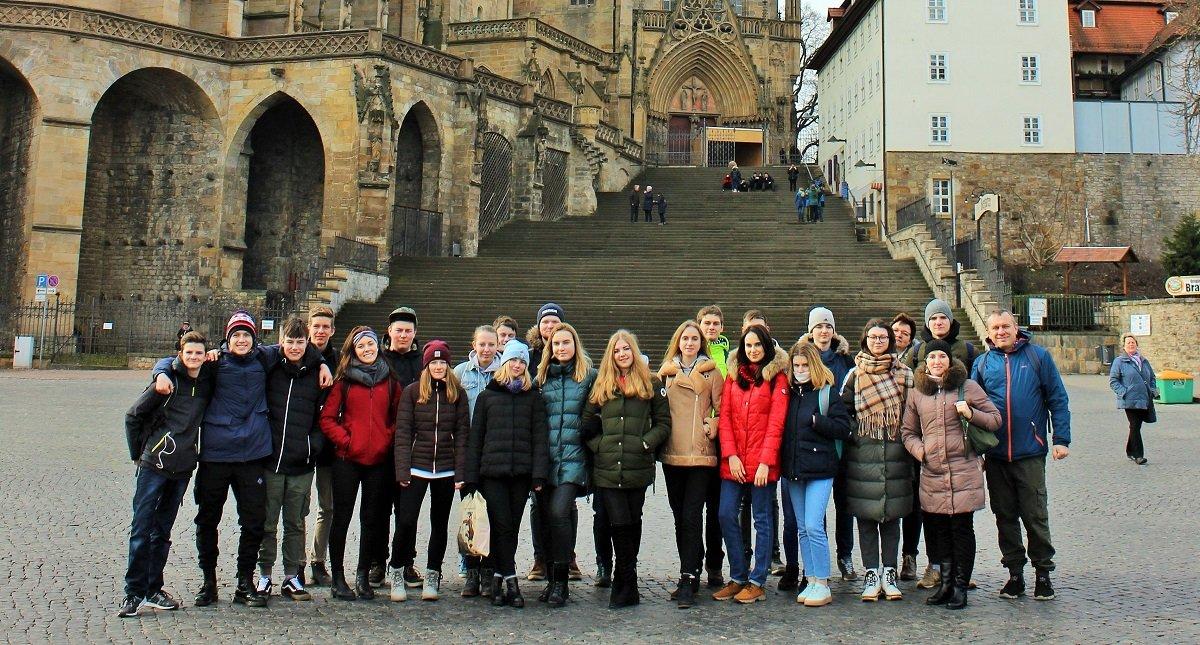 Deutsch-Russischer Schüleraustausch mit Auszeichnung