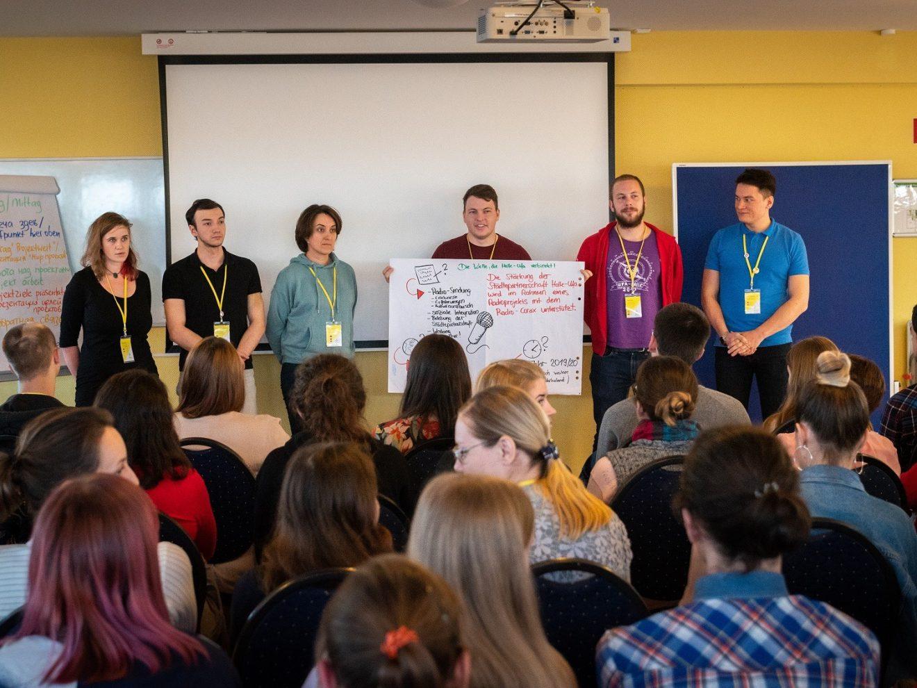 Jugendforum der Deutsch-Russischen Städtepartnerschaften: Interview mit einem ehemaligen Teilnehmer