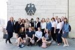 25 лет стажировке для молодых журналистов. Обзор юбилейного выпуска