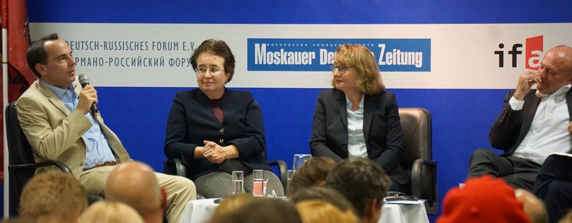 Starke Frauen in Russland und Deutschland