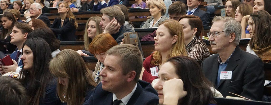 Alumnikonferenz Moskau 2019
