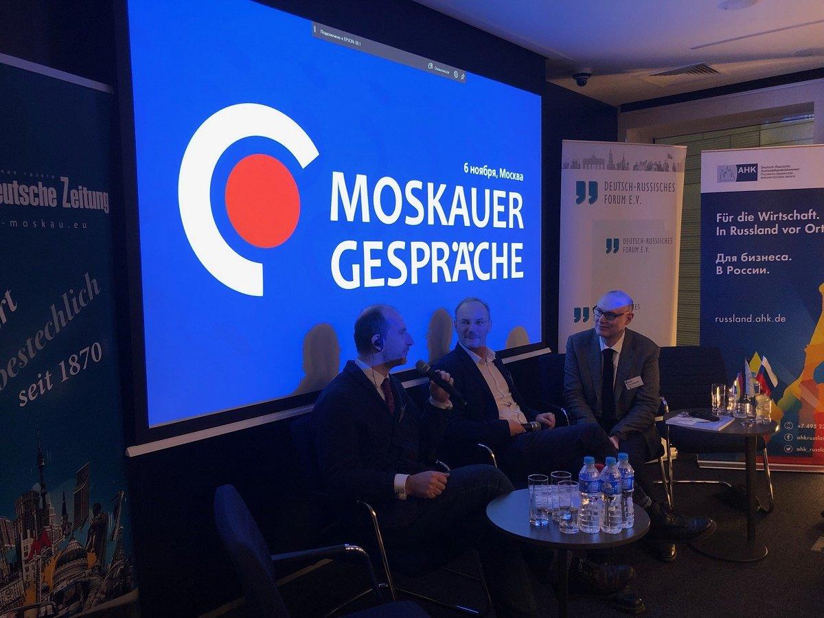 Moskauer Gespräch online