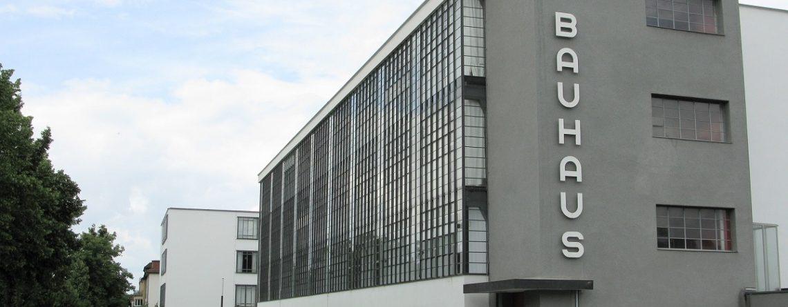 """Forumsfahrt  """"100 Jahre Bauhaus"""" nach Dessau"""