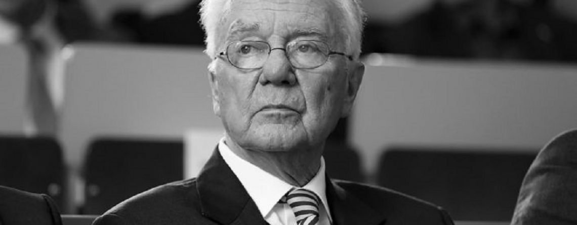 Zum Tode von Dr. Manfred Stolpe. Eine Würdigung.
