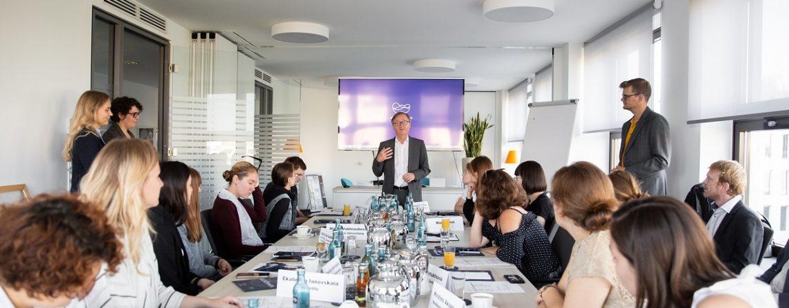 Journalistenpraktikum PLUS 2020: Auswahl getroffen