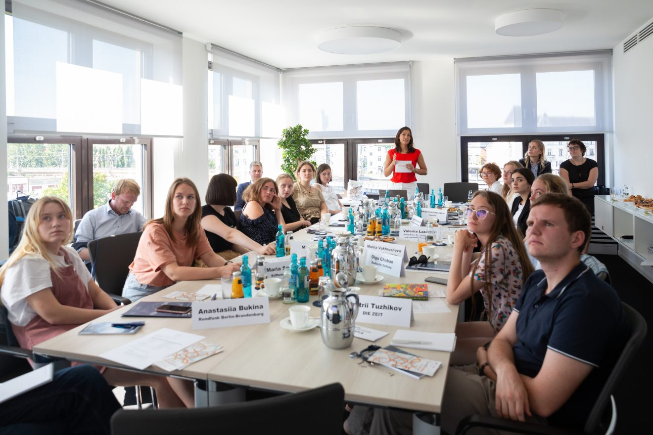 Jugendpressetag 2019, Berlin