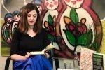 Buchlesung und Gespräch mit Olga Grjasnowa