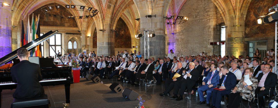 Anmeldung zur XVI. Deutsch-Russischen Städtepartnerkonferenz in Kaluga