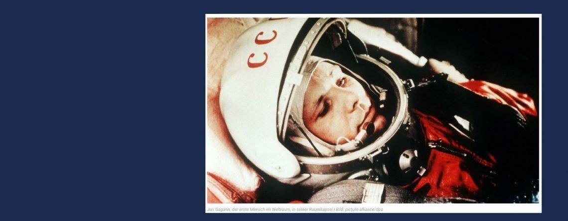 60 Jahre Gagarin-Flug